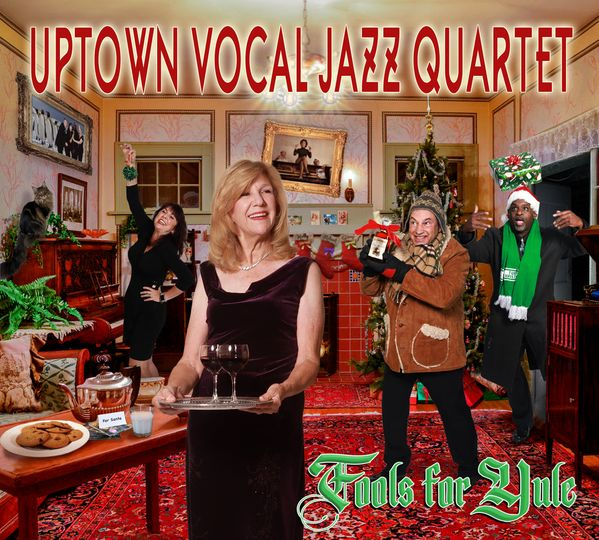 Fools For Yule CD Cover